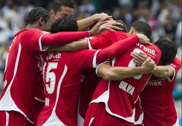 'Perros' y 'Diablos' a mordiscos por la copa en final de Liga MX
