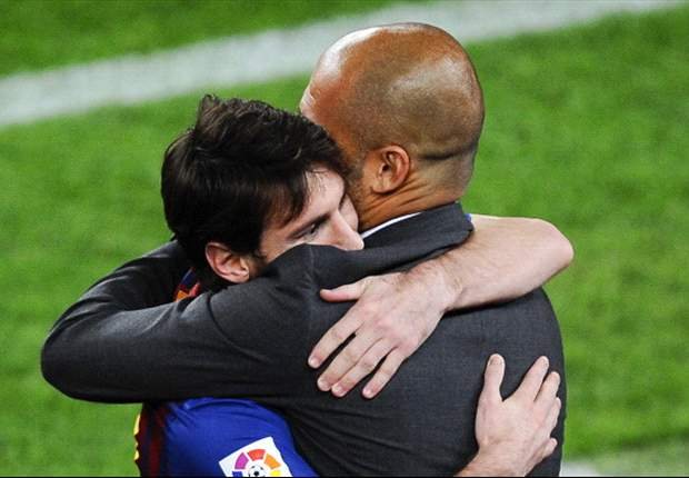 Messi: Guardiola would succeed at Chelsea, he would anywhere!