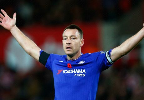 RUMOURS: Terry considers China move