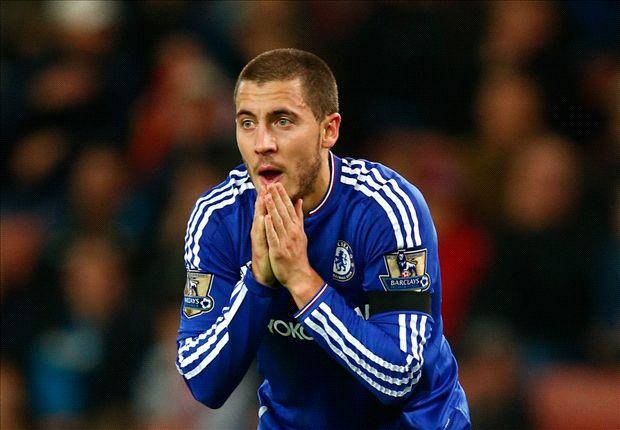 RUMOURS: Man Utd to make £65m Eden Hazard move