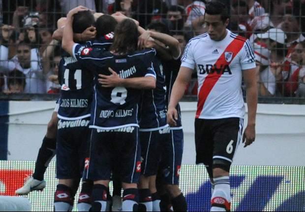 Por Bottinelli y Cauteruccio, Quilmes encontró el triunfo