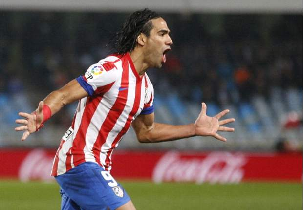 Ballon d'Or - Simeone vote Falcao