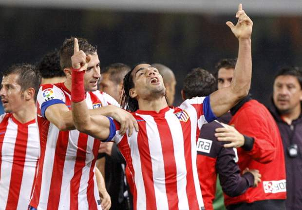 Falcao-inspired Aletico Madrid are a match for anyone, but title talk remains p