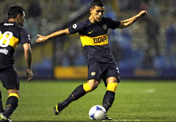 Leandro Paredes, stella del Boca Juniors