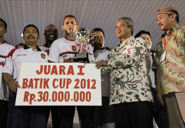 Juara Batik Cup, Persiba Bantul Bubar Dulu