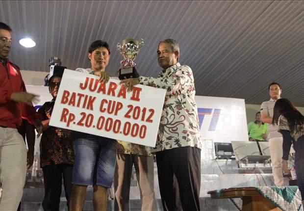 Persis Kaget, Hadiah Batik Cup Belum Dibayar