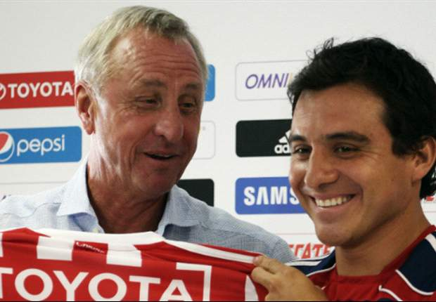 Johan Cruyff no sabe nada de su cese de Chivas