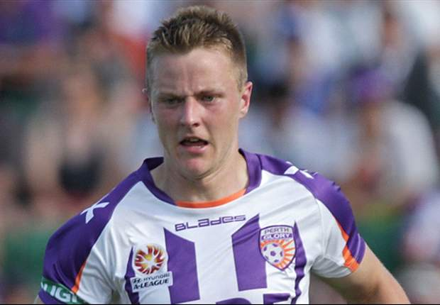 Scott Jamieson re-signs with Perth Glory