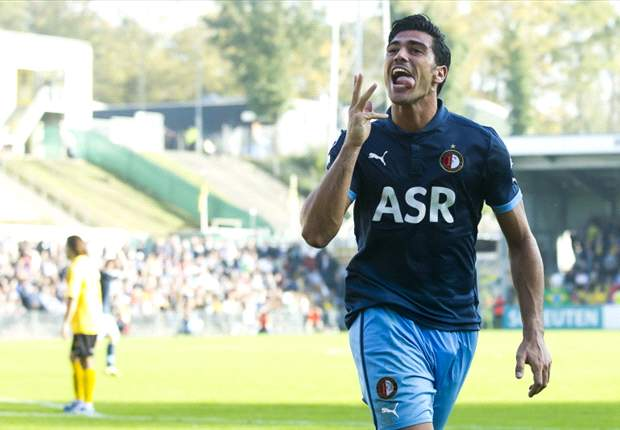 Graziano Pelle Gabung Permanen Dengan Feyenoord