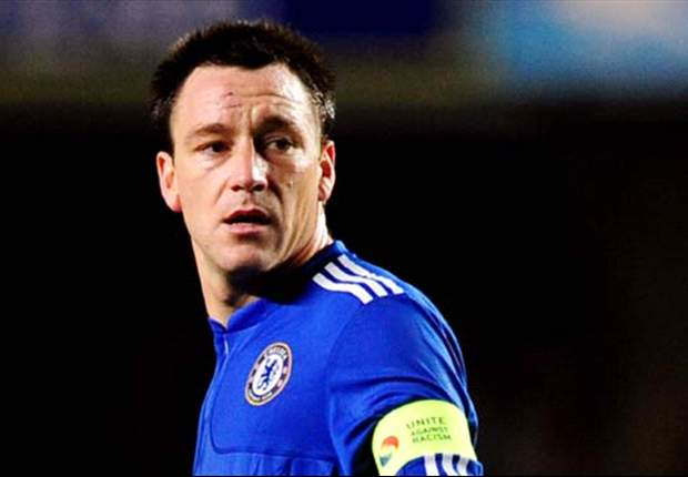 TEAM NEWS: Terry returns to Chelsea XI as captain while Hazard drops to bench for Shakhtar Donetsk trip