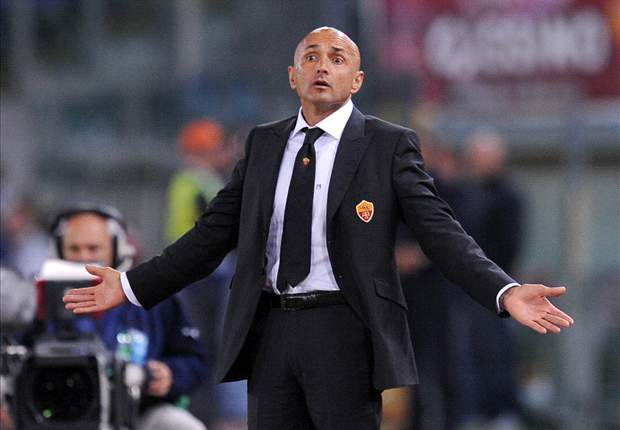 Spalletti sets sights on AC Milan job