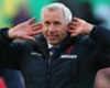 Pardew unaware of fan walkout