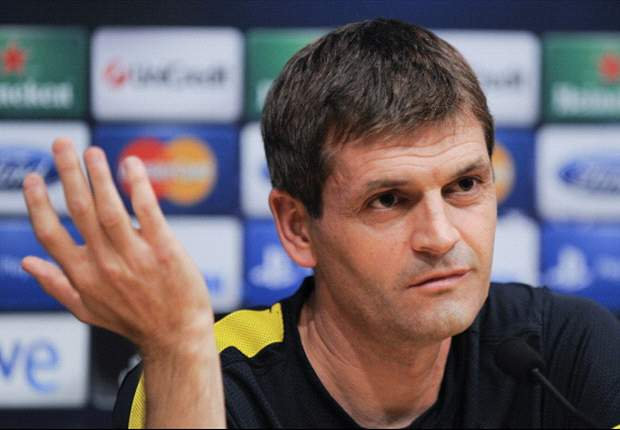 Vilanova expecting stern Levante test
