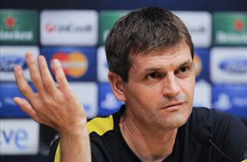 Vilanova: Messi can cope with the pressure