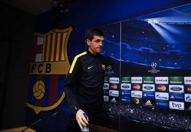 Jordi Roura: Lawan Espanyol, Tito Vilanova Comeback