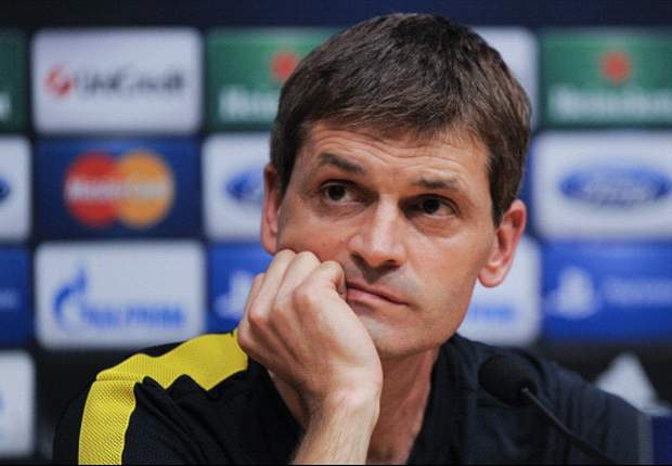 Vilanova: Nothing to blame Barcelona players for