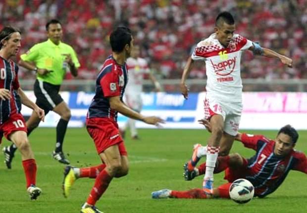 Kelantan beat ATM in the Malaysia Cup final last year.