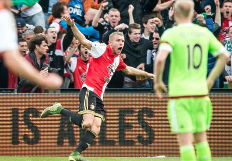 REPORT: Feyenoord 1-1 Ajax