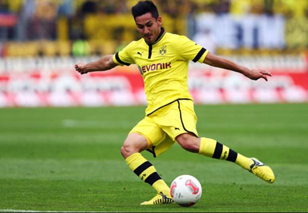 Gundogan: The Bernabeu does not frighten BVB