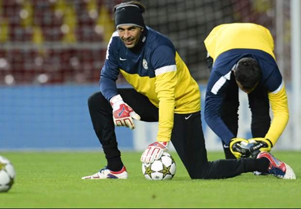 Gianluigi Buffon Senang Lihat Didier Deschamps Jadi Pelatih Prancis