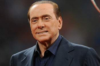 AC Milan president Berlusconi claims no moves coming for Balotelli or Kaka