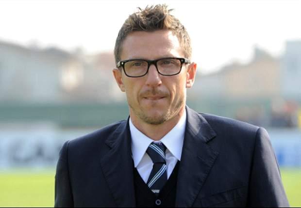 """Scivolone a Livorno per la capolista Sassuolo, Di Francesco ancora non ci crede: """"Non meritavamo la sconfitta, hanno vinto grazie a due eurogoal e alcune decisioni arbitrali non mi sono piaciute"""""""