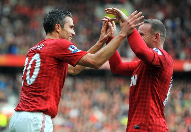 Rooney-Van Persie partnership is key to United's success this season