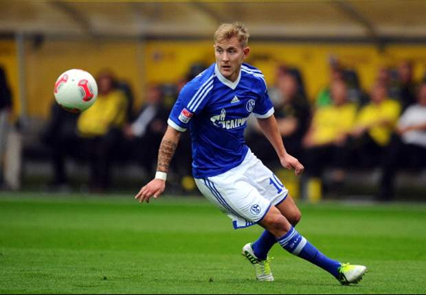 We will strive for a win on Wednesday, says Schalke's Lewis Holtby