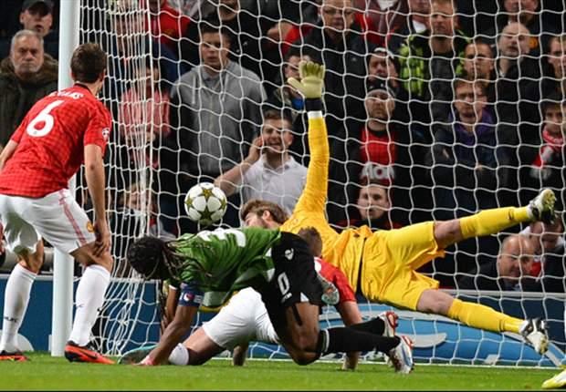 Laporan Pertandingan: Manchester United 3-2 Braga
