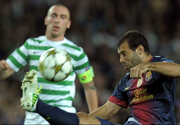 Mascherano: Justice was served