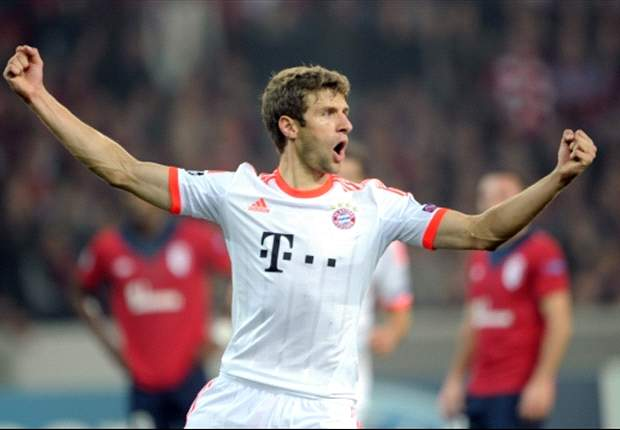 'We are strong and want to beat Dortmund' - Muller