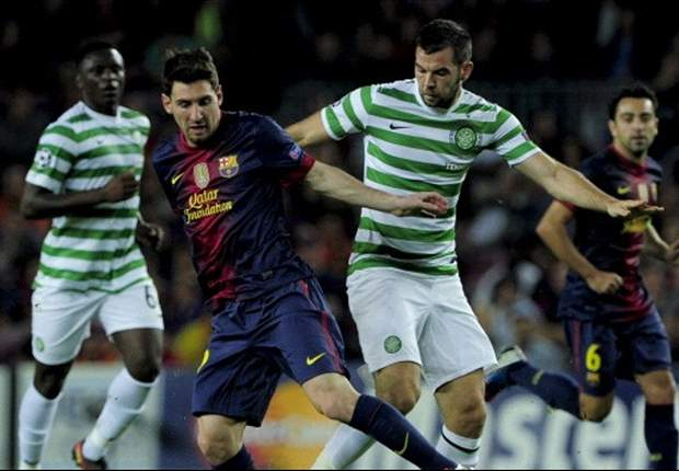 PREVIEW Liga Champions: Glasgow Celtic - Barcelona