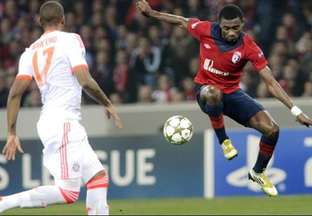 Ligue 1- Lille domine Brest (MT)
