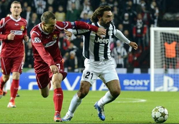 FC Nordsjaelland 1-1 Juventus: Beckmann free kick earns Danes famous draw