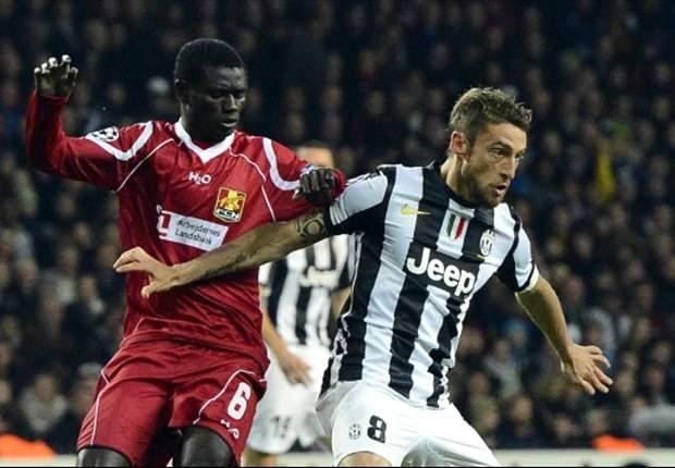Laporan Pertandingan: FC Nordsjaelland 1-1 Juventus