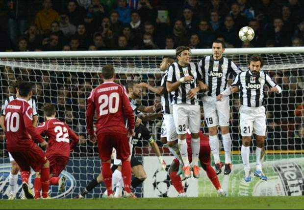 One of the most humiliating European nights in Juventus' history