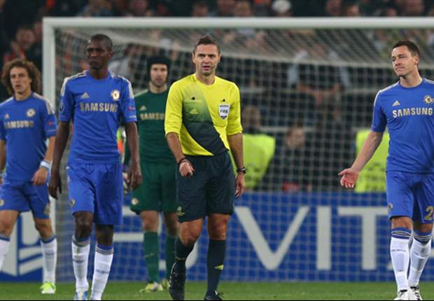Di Matteo unsure of starting Terry against Shakhtar
