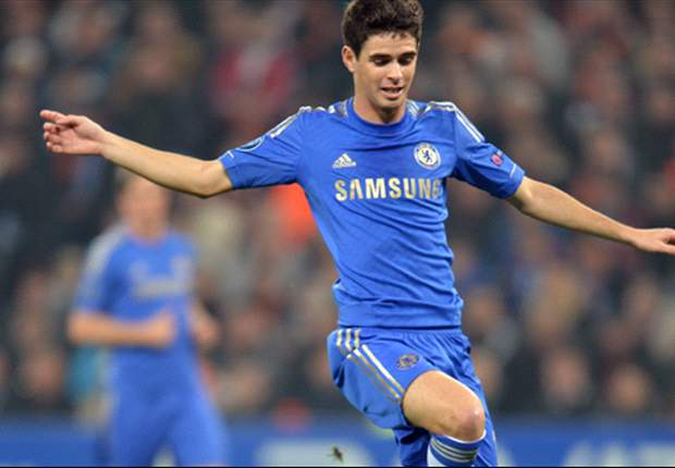 Oscar delighted with his adaptation to life at Chelsea