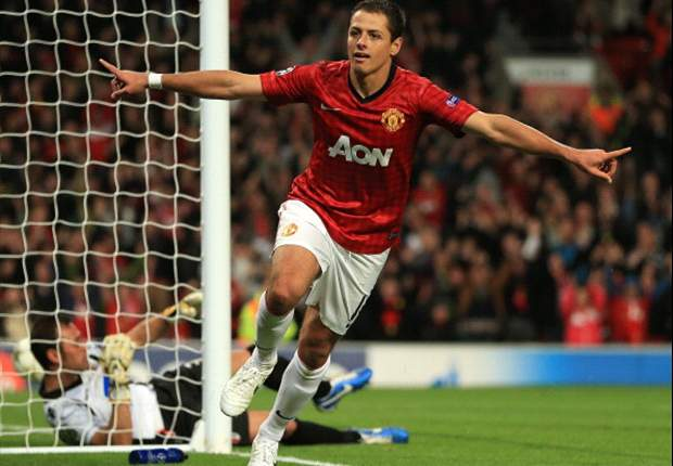 V.I.Pea Chicharito is still invaluable at Manchester United