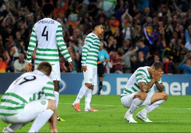 Crash and learn: Proud Celtic will emerge stronger for their Barcelona heartbreak