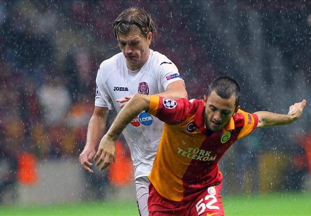 Cluj - Galatasaray: Sigue en vivo la Champions League con Goal.com