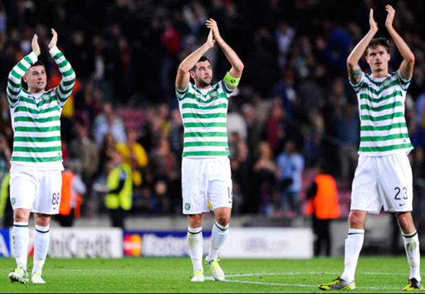 Celtic's Ledley remaining optimistic of result against Juventus