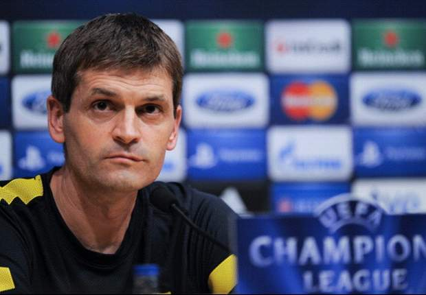 Weakened Barcelona side can still beat Benfica, says Vilanova