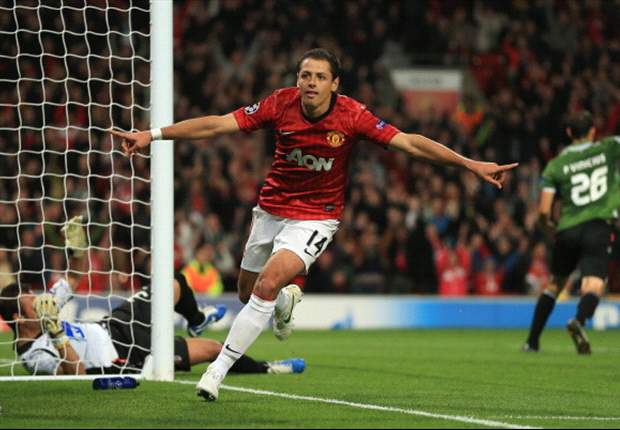 Atletico Madrid: Kommt Chicharito von Manchester United?