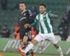 Beşiktaş, deplasmanda Bursaspor'u 89'da yıktı: 1-0