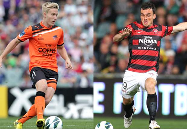A-League preview: Brisbane Roar v Western Sydney Wanderers