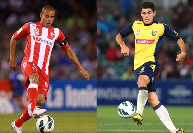 A-League preview: Melbourne Heart v Central Coast Mariners