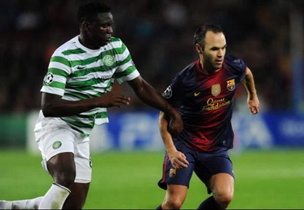 Sofapaka's Thomas Wanyama: Victor has improved since joining Celtic