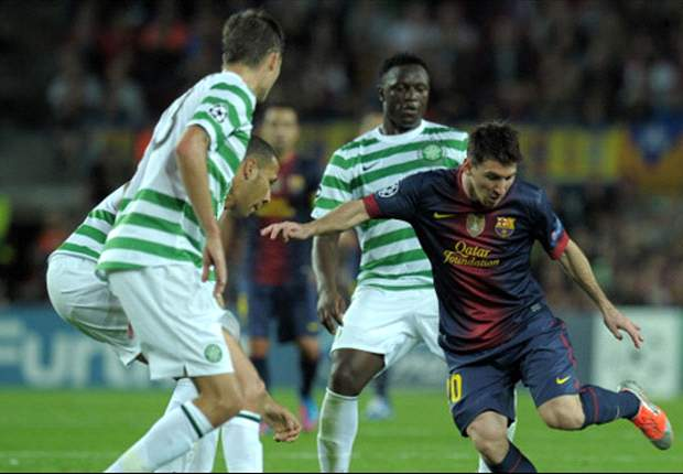 Parkhead crowd can be Celtic's Messi on a night of anniversary celebrations