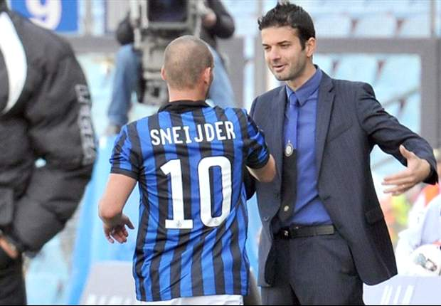 Sneijder not being punished, insists Stramaccioni